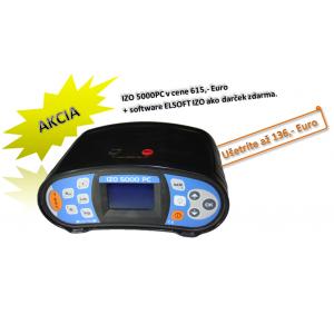 IZO 5000 PC - 12% + ELSOFT zdarma