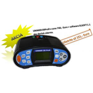 Unimer 09 Profi - 12% + ELSOFT zdarma